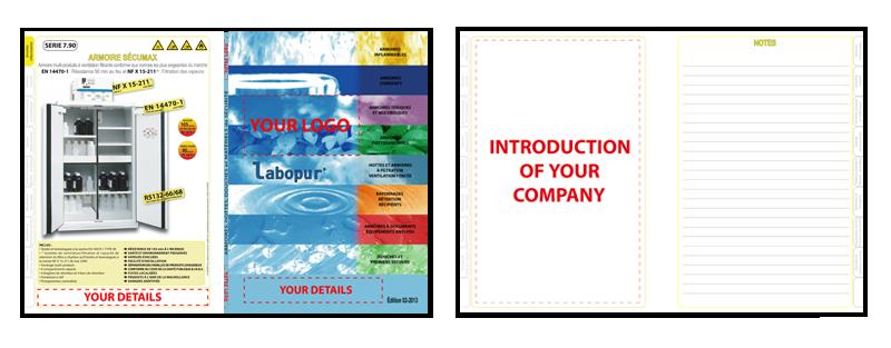 Personalized Ecosafe Catalogue